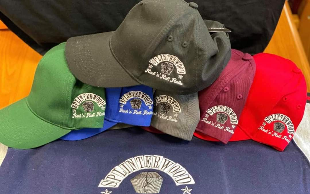 Splinterwood Baseball Caps